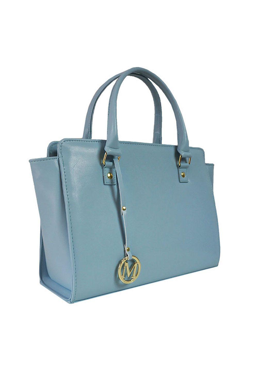 kék manzana táska
